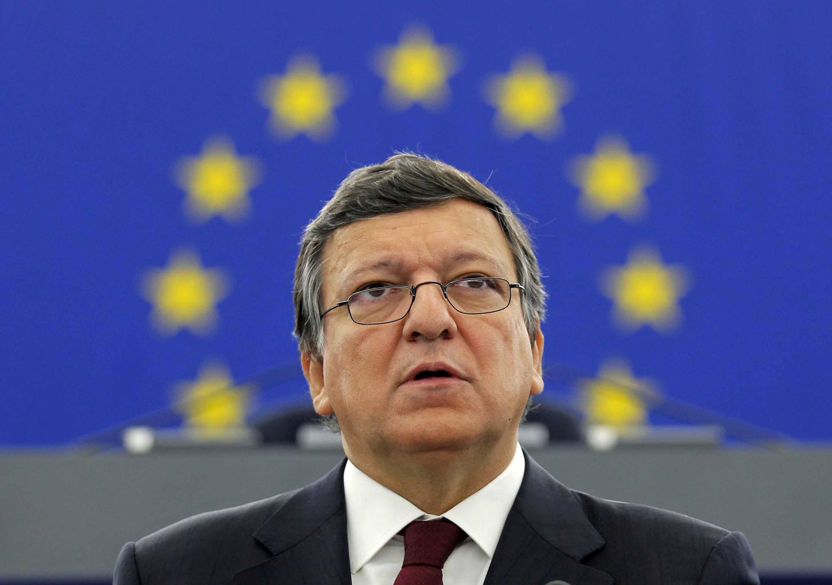 Drehtür: Ex-Kommissionschef Barroso nun bei Goldman Sachs