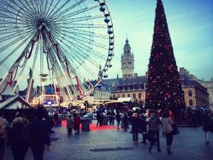 Lille's Christmas Market
