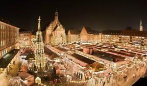 Festivities in full swing at Nuremburg