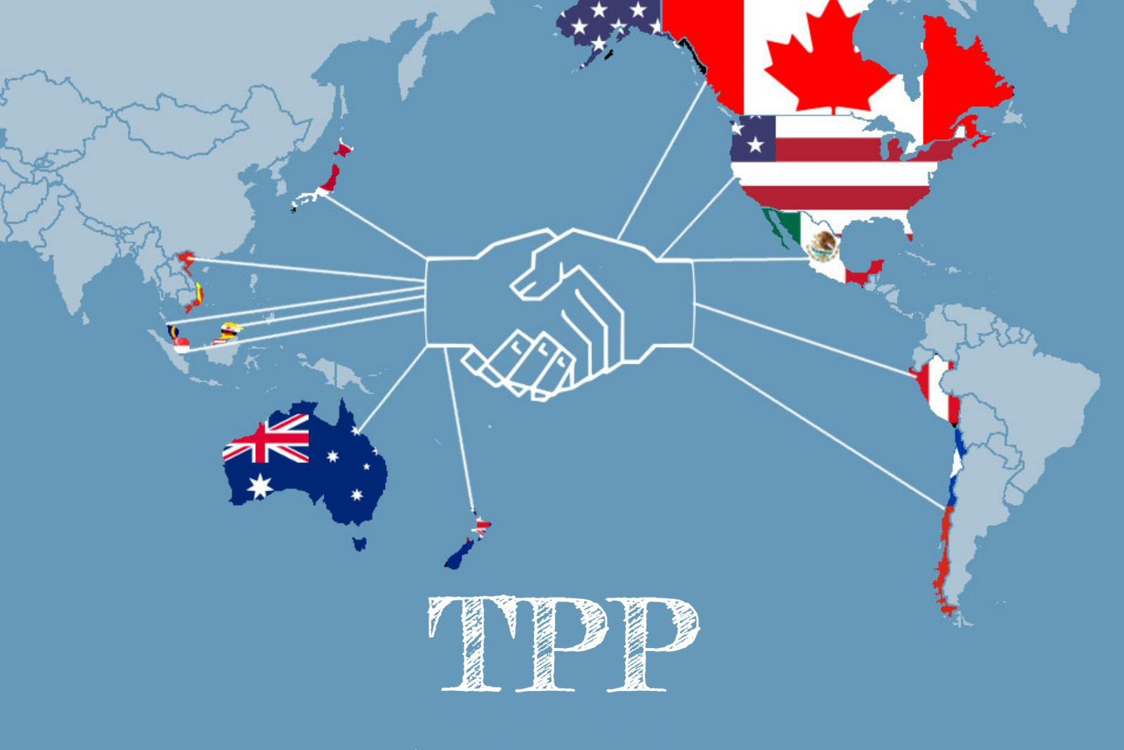 What is the trans pacific deal-1471