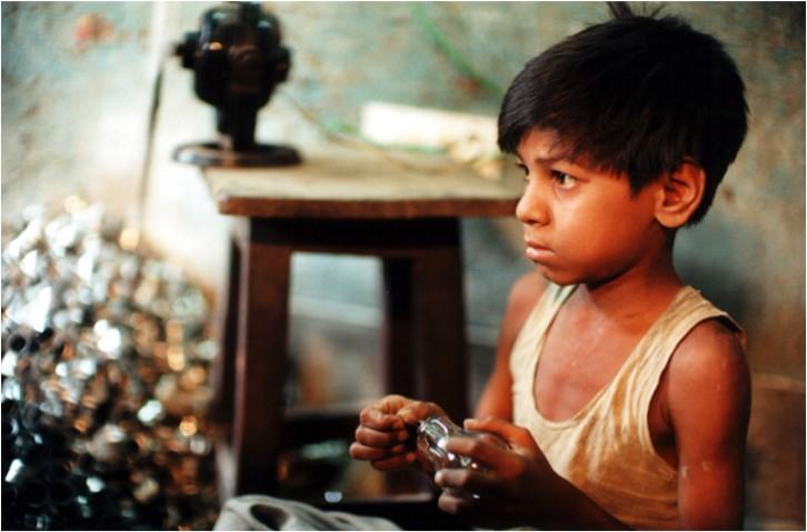 Romano child worker India Pakistan or Bangladesh maybe